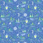 Neverland Lantern Blue