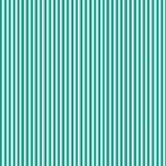 Pin Stripe-Teal