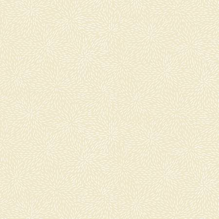 Ramblings 11-Bloom-White on Ecru