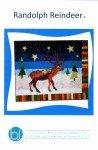 Randolph Reindeer Quilt KIT