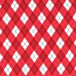 Rustique Winter-Gift Wrap-Red