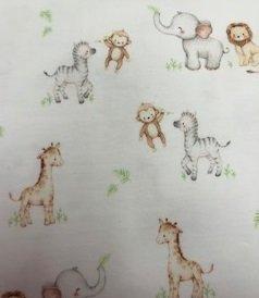 Safari-Baby Knit Prints-Sea Island Cotton PIMA COTTON