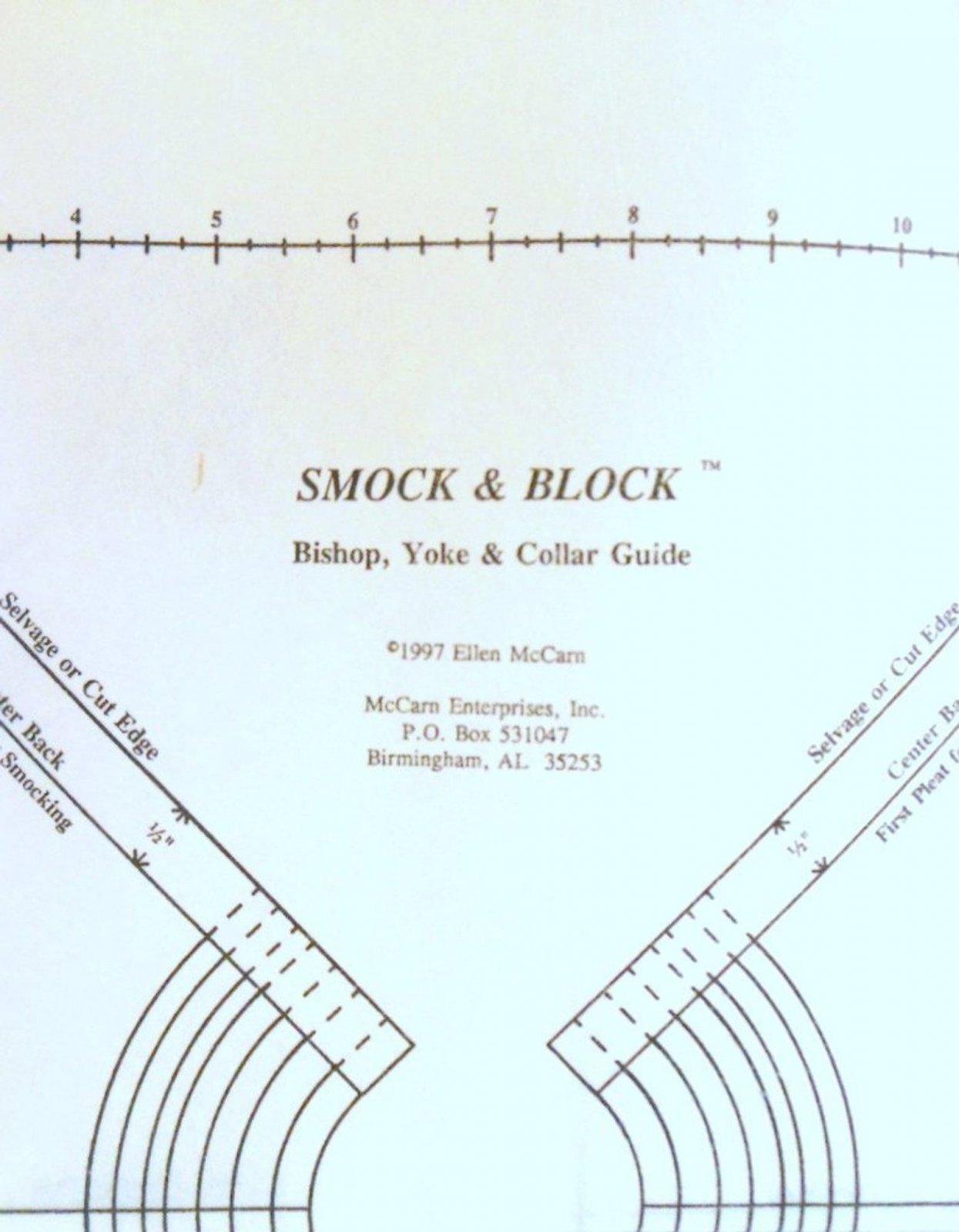 Smock & Block Guide
