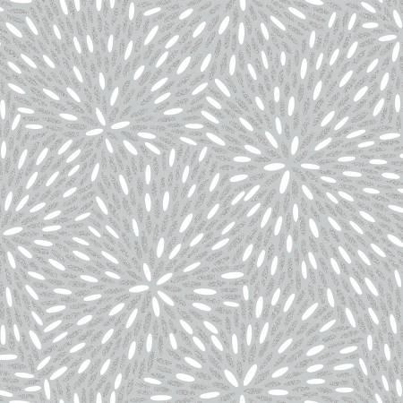 Full Moon-Steel Petal w/metallic