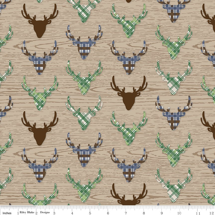 The Great Outdoors-Deer Tan
