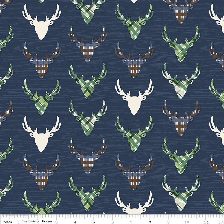 The Great Outdoors-Deer Navy