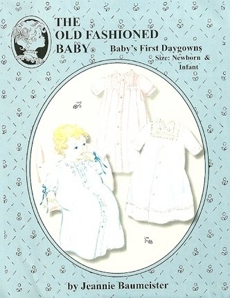 Baby's First Day gown - Jeannie Baumeister-The Old Fashioned baby