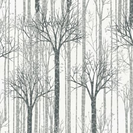 The Poinsettia Song-White Trees w/Metallic