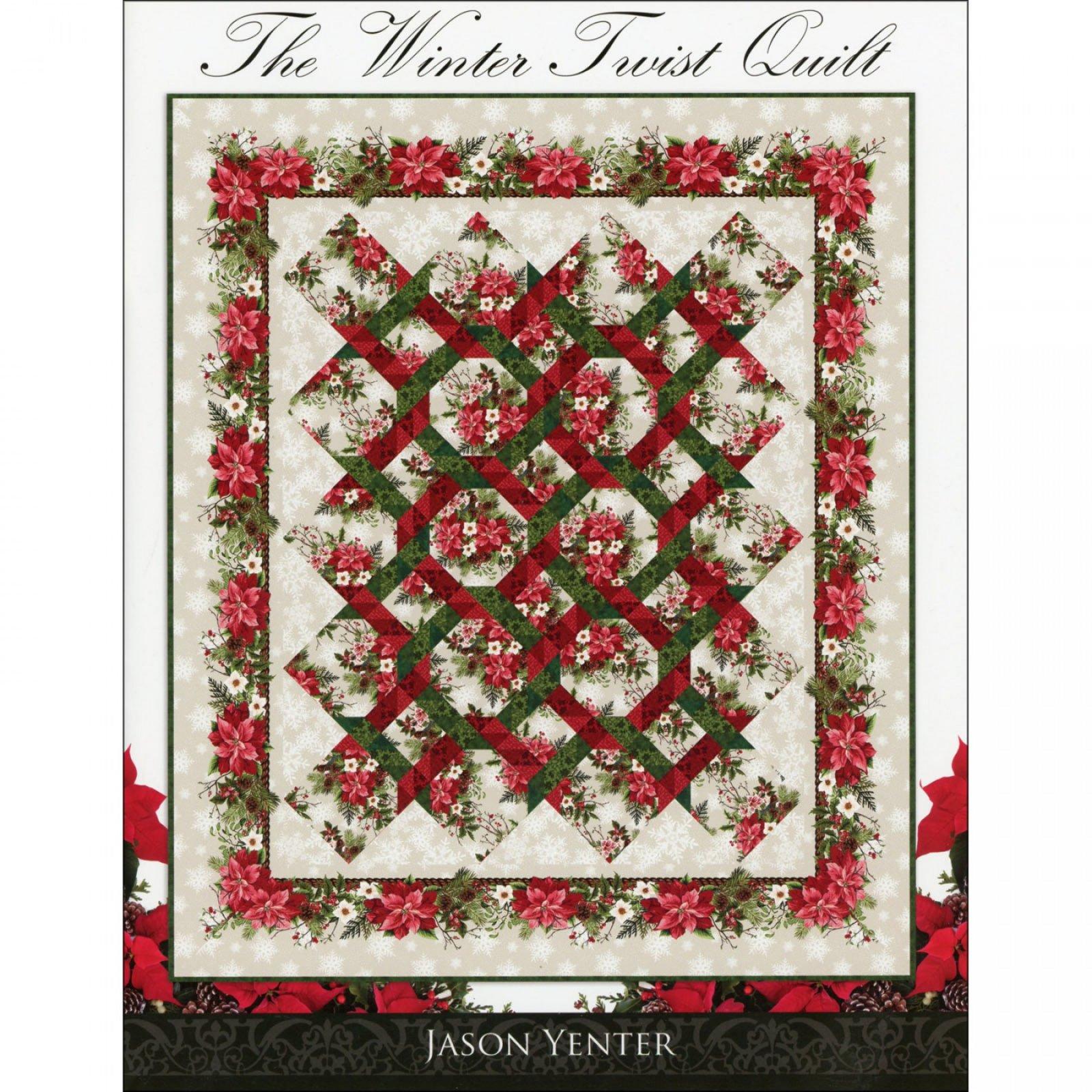The Winter Twist Quilt