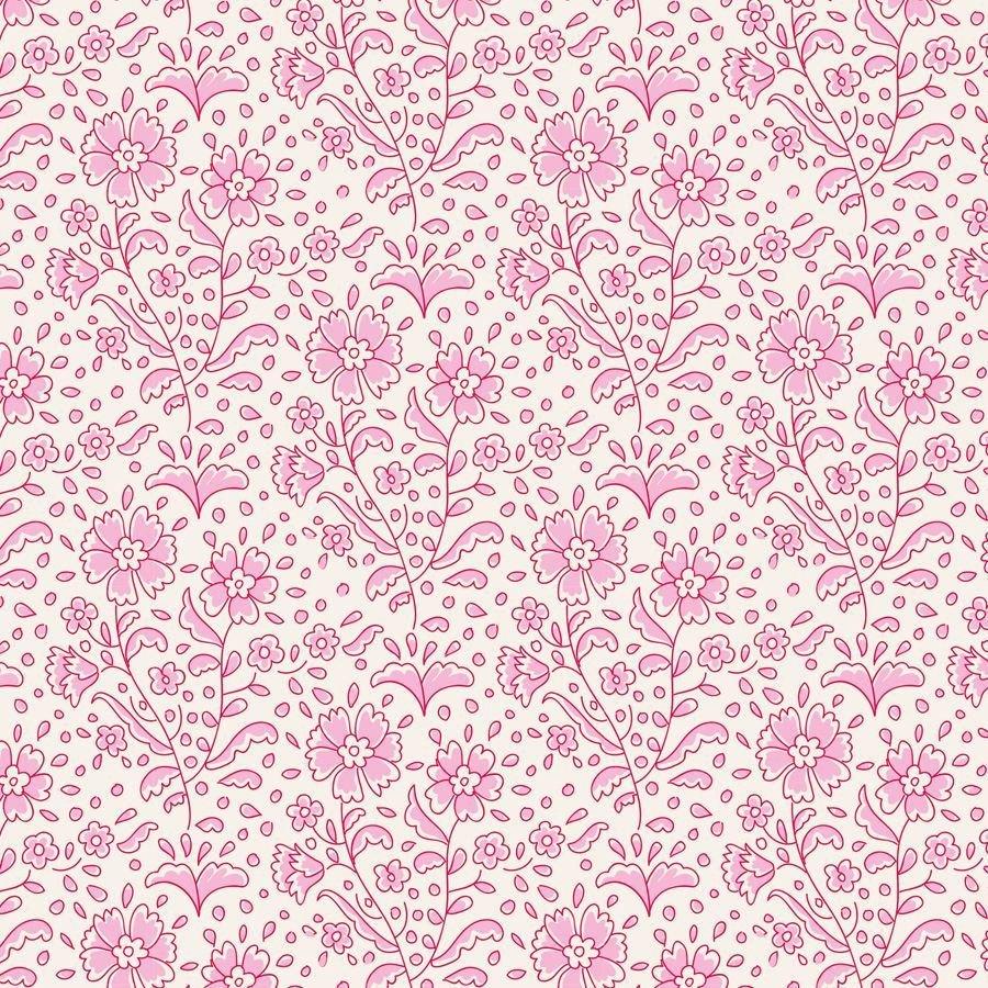 Tilda-Bird Pond-Mila-Pink