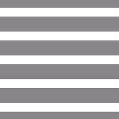 Sunshine Girls -Gray & White stripe