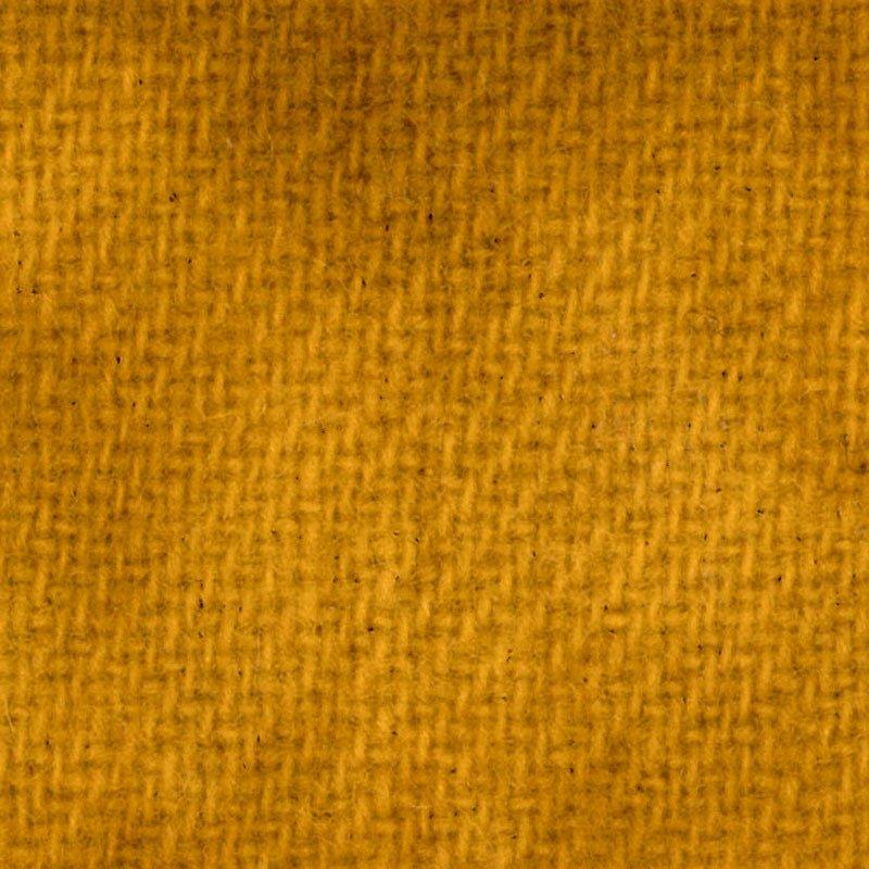 Wool FQ Goldstar Solid