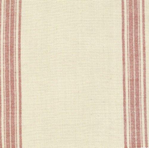 Toweling 16 Rural Jardin - Red