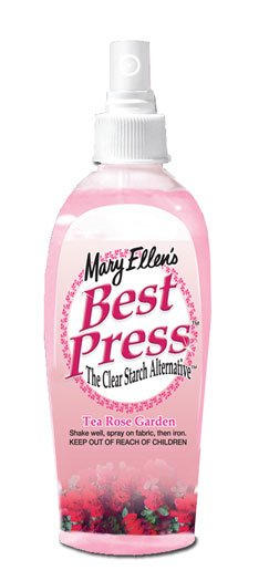 Best Press -6 oz  Tea Rose Garden