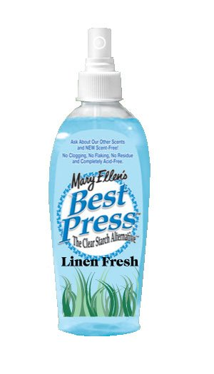 Best Press -6 oz  Linen Fresh