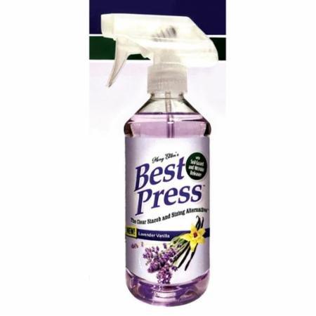 Best Press 16oz Lavender Vanilla