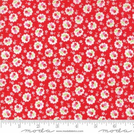 Badda Bing - Red Print