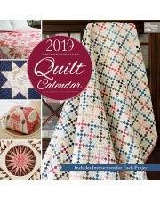 Quilt Calendar - 2019
