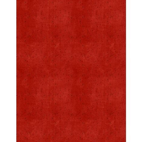 Hot Cocoa Bar Red w/ black flecks