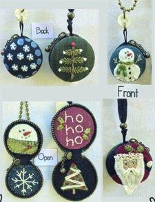 Hidden Treasures - Christmas