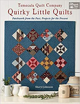 Temecula Quilt Co - Quirky Little Quilts