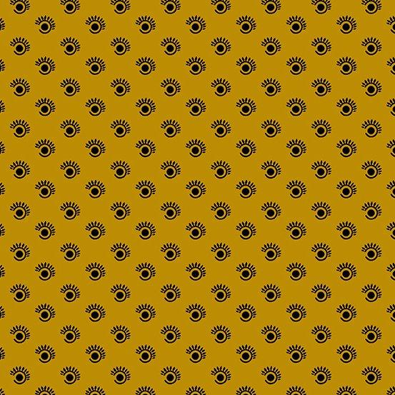Marmalade - yellow w/ black