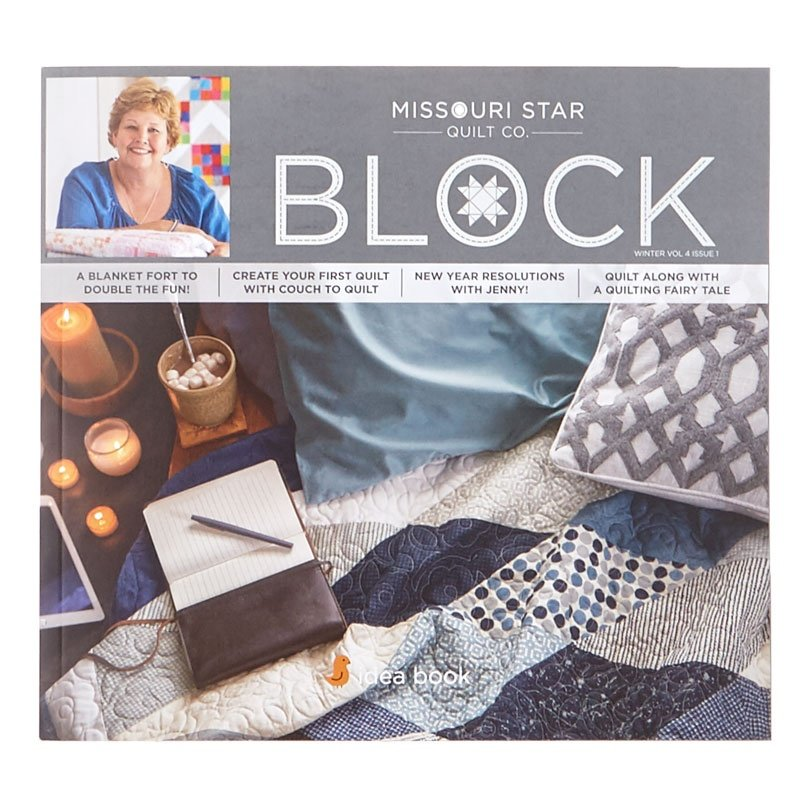 Missouri Star Block - Vol 4 Issue 1