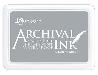 Archival Ink Pad - Shadow Grey