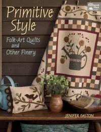 Primitive Style: FolkArt Quilts