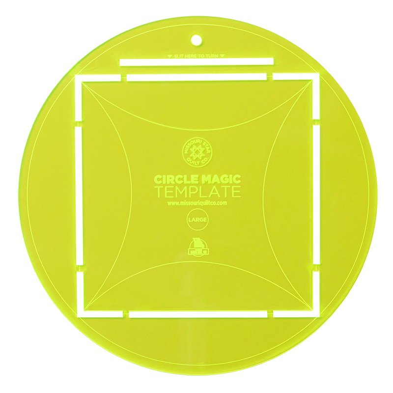 MStar Template - Circle Magic 5