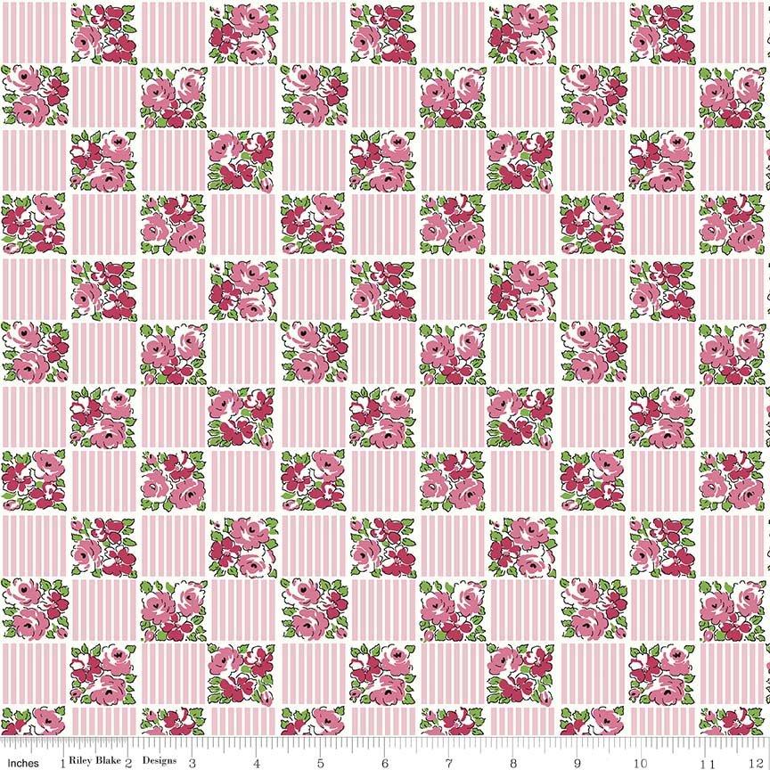 Dainty Darling - pink