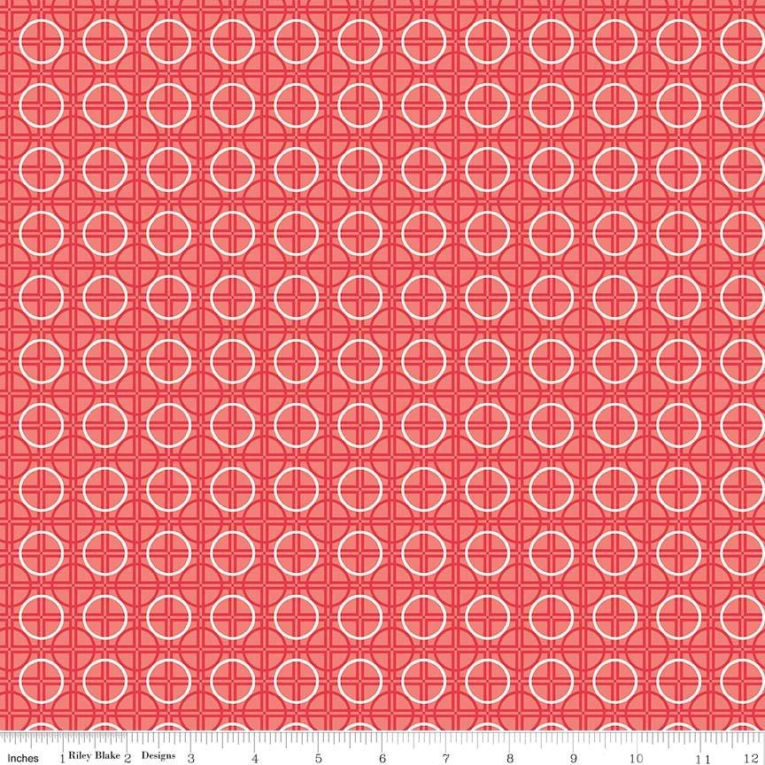 Bee Basics -red circles