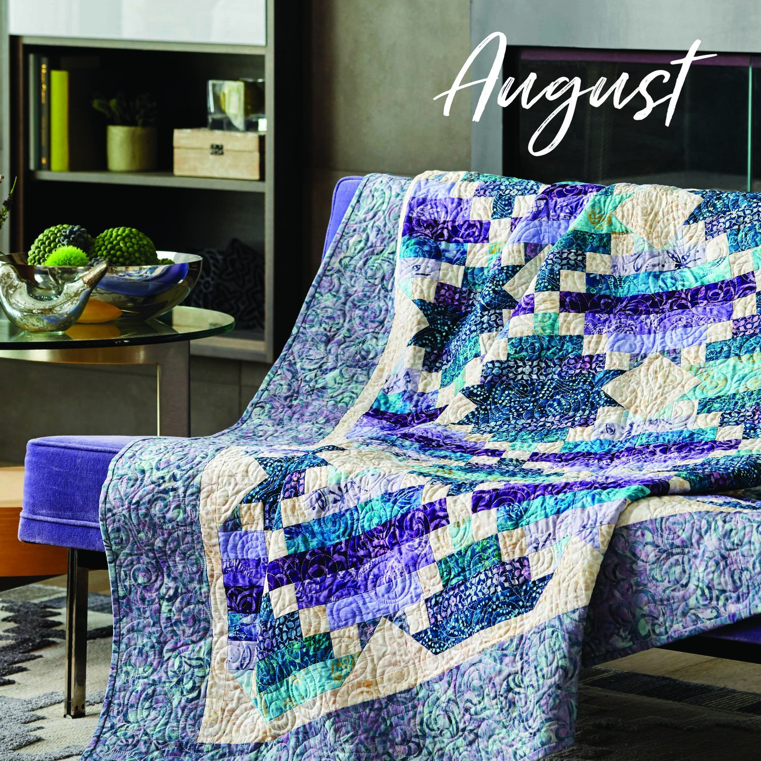 2020 American Patchwork & Quilting