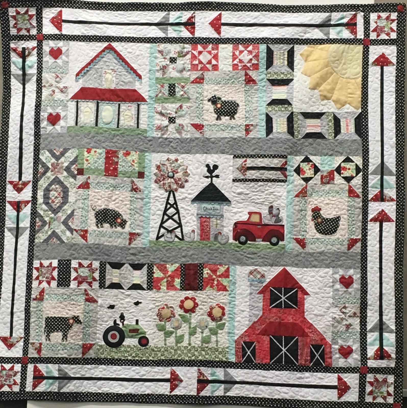 Charming Farming -Kit #2 (Nov.)