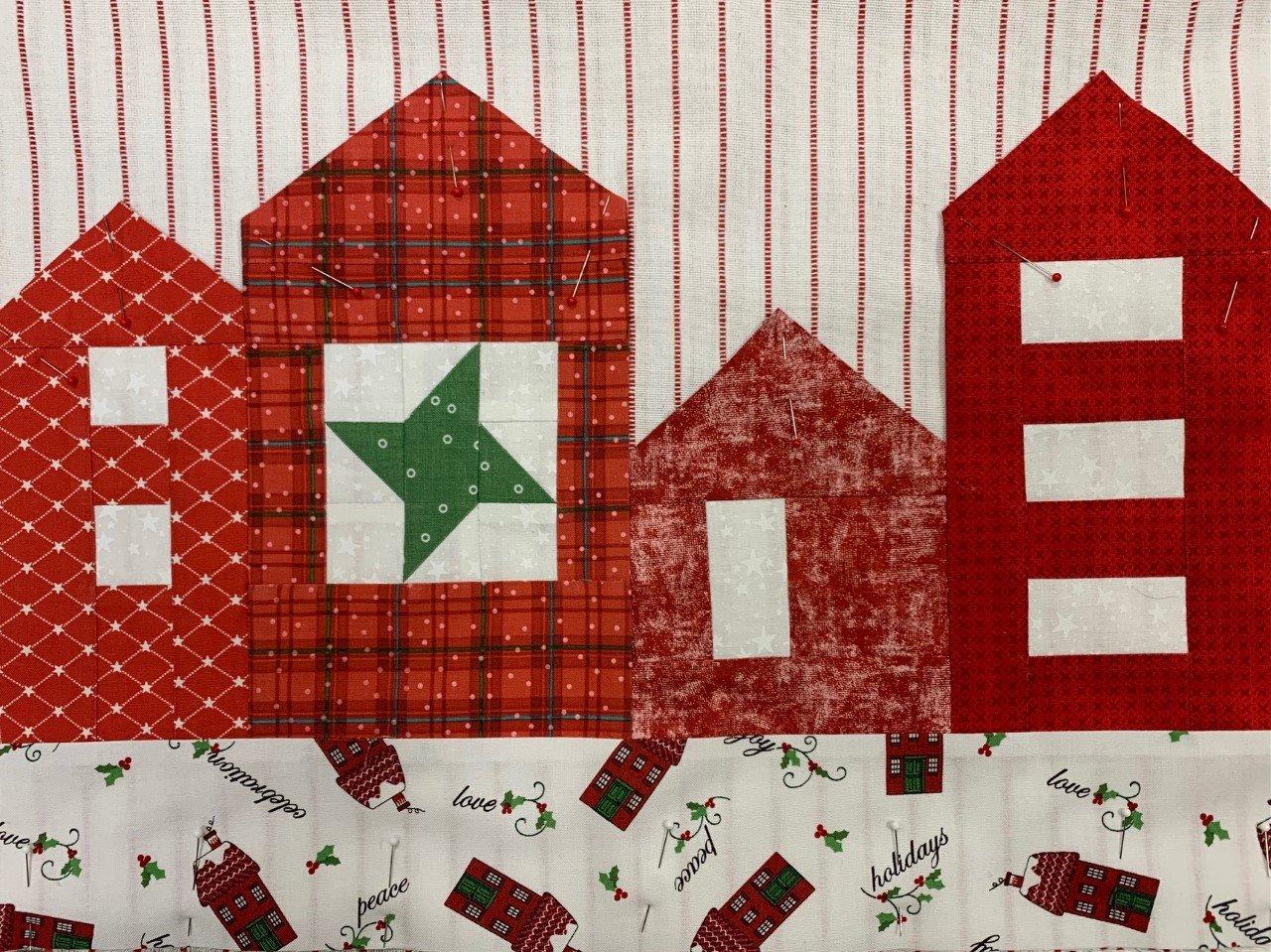 Township Runner - Christmas kit