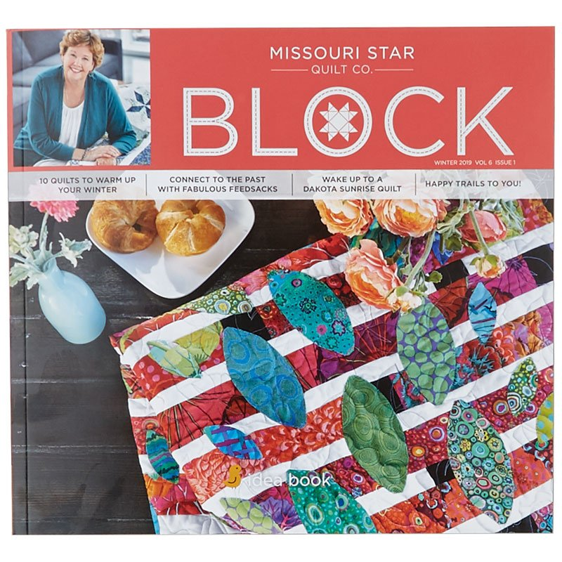 Missouri Star Block - Vol 6 Issue 1