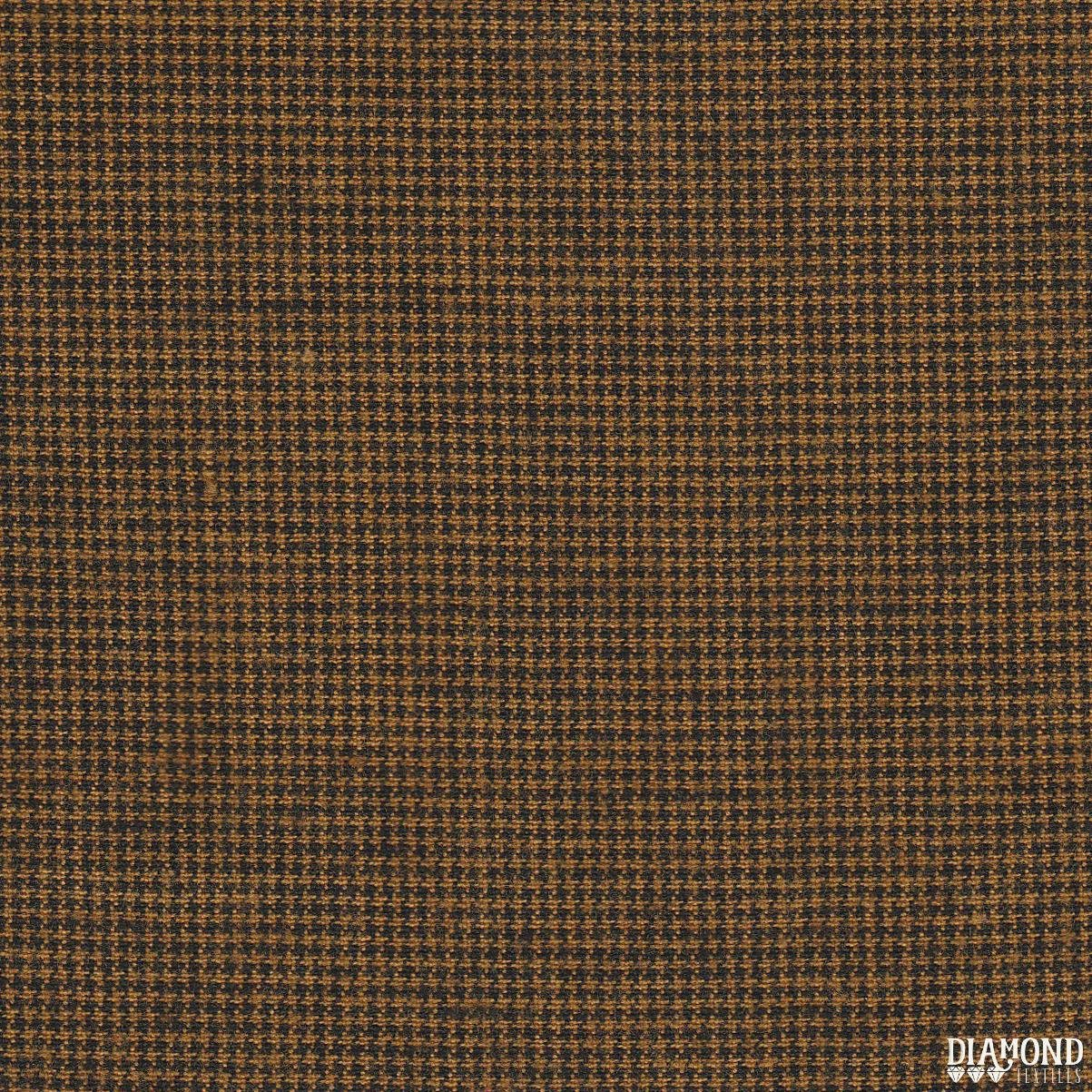 Wovens - brown/black tiny check