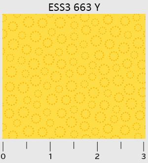 Bear Essentials -yellow dot circles