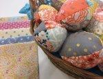Fabric Easter Eggs Kit - Lori Holt
