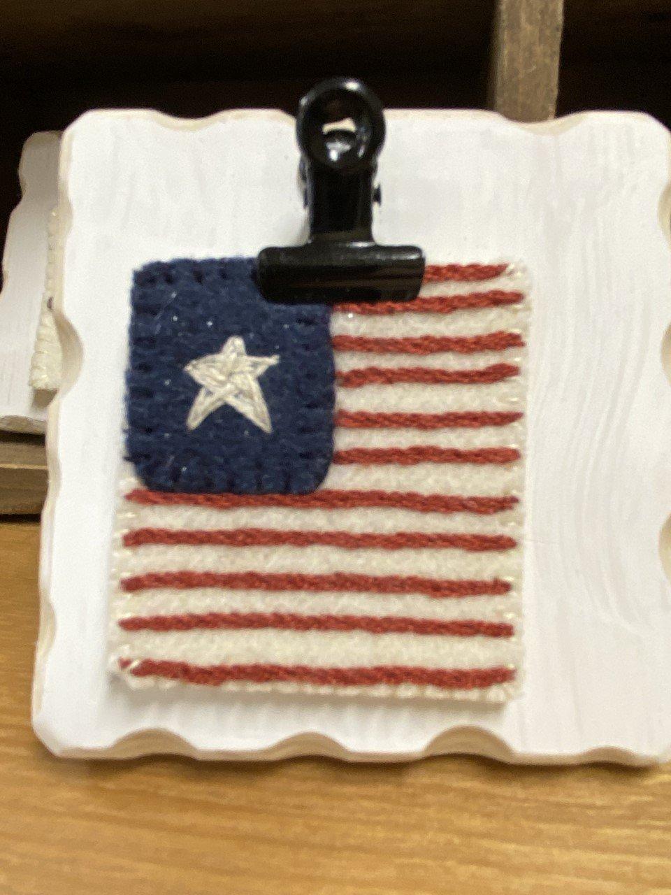 Itty Bitty Kit - American Flag