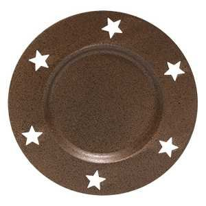 Candle Pan w/ star cutout
