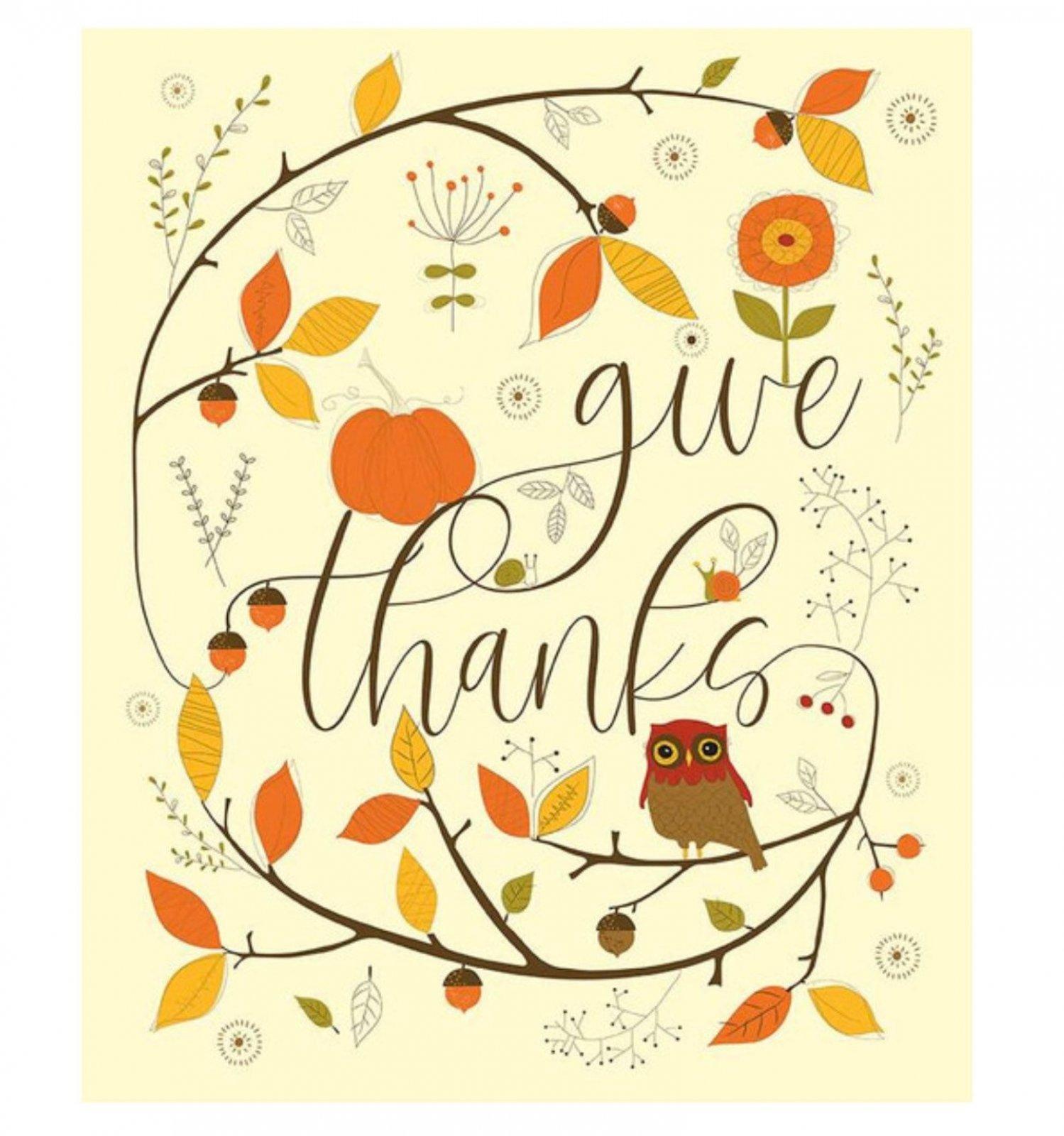 Give Thanks Panel Cream