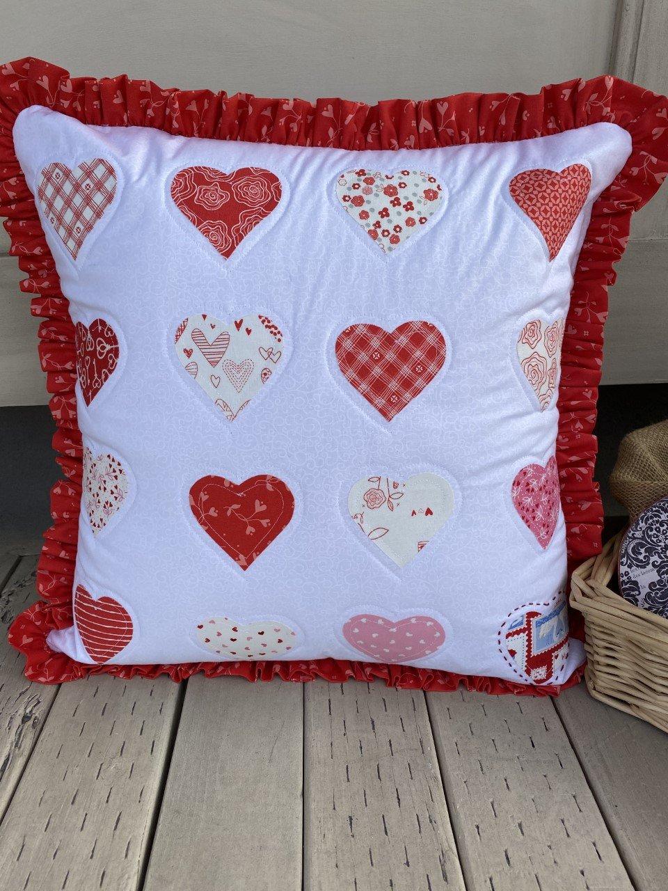 Heart Pillow -kit