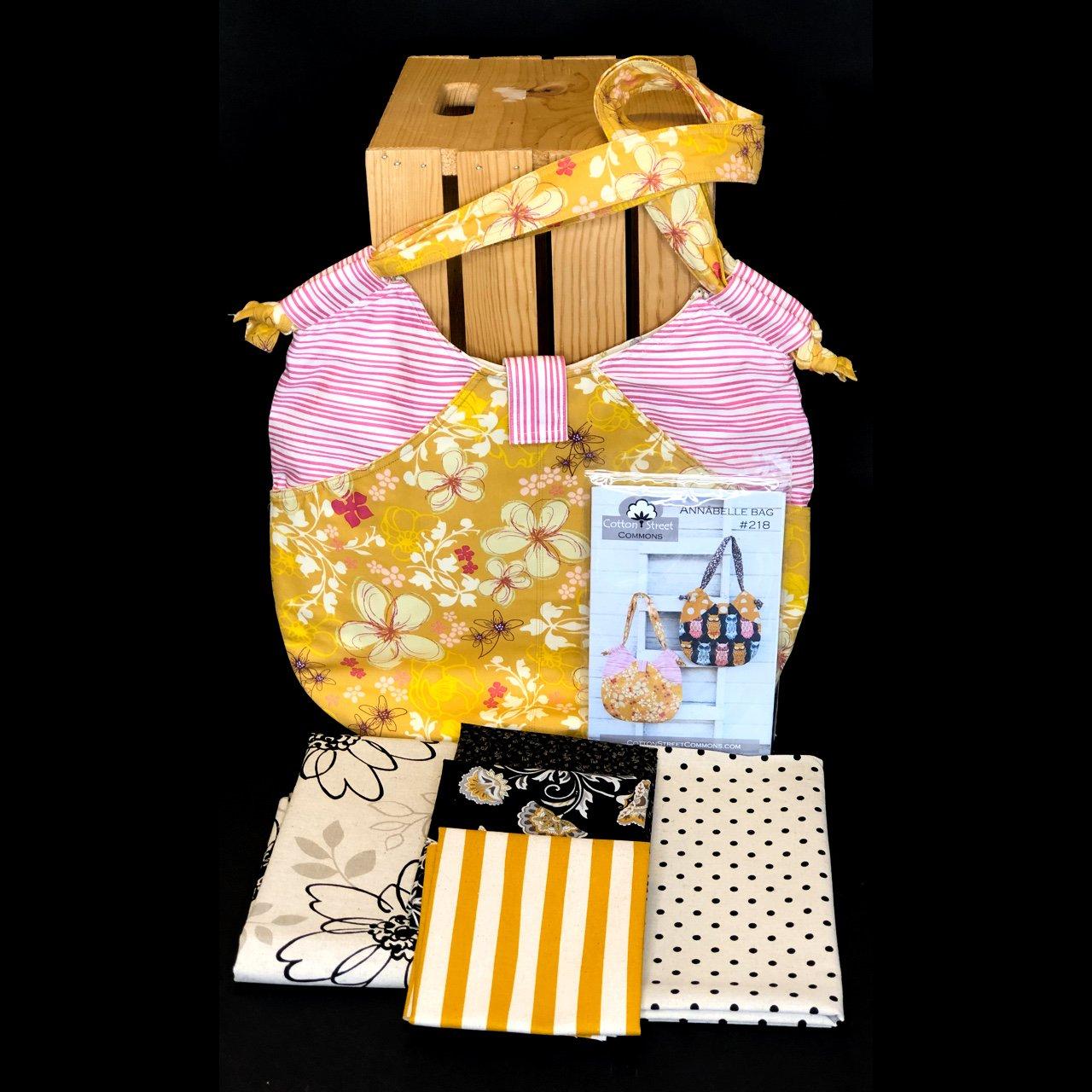 Annabelle Bag - Black Kit