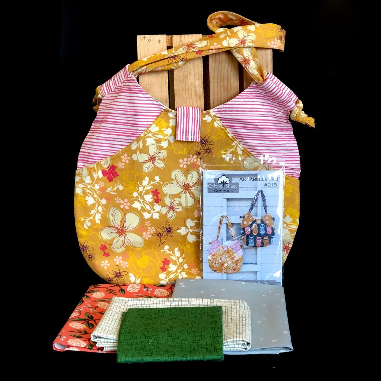 Annabelle Bag - Coral Kit