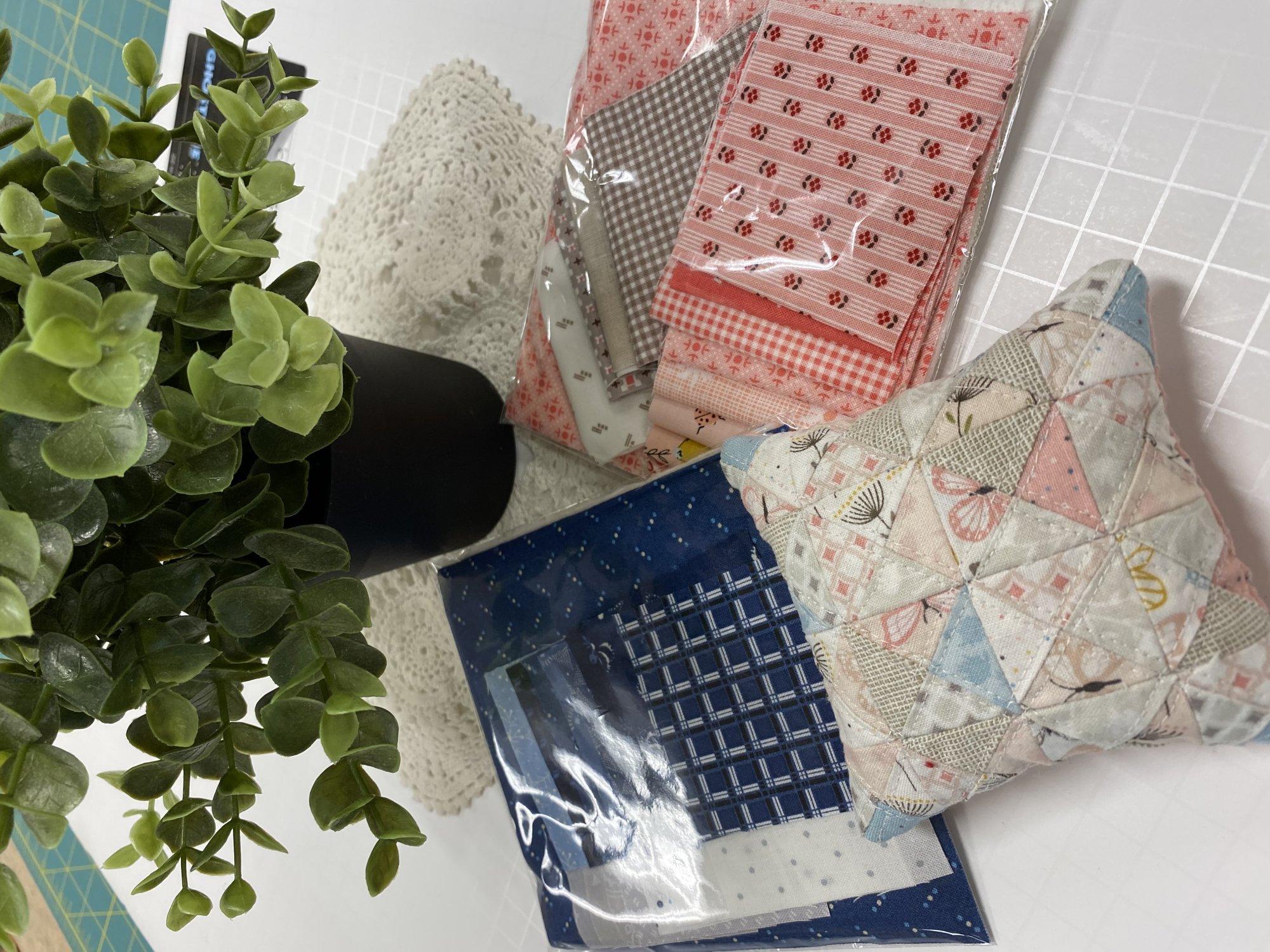 Pin Pals: Blue & Grey Kit