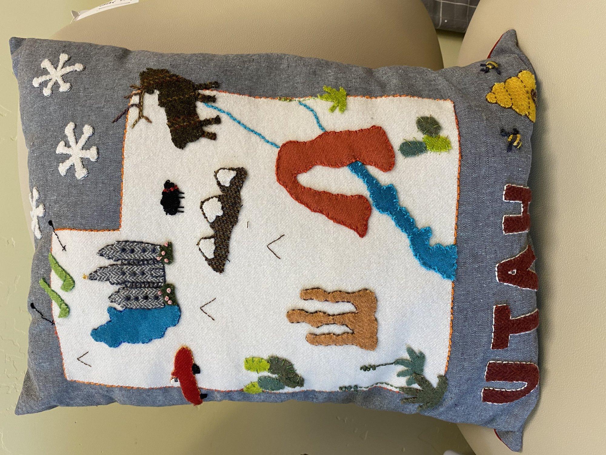 Utah Pillow Kit