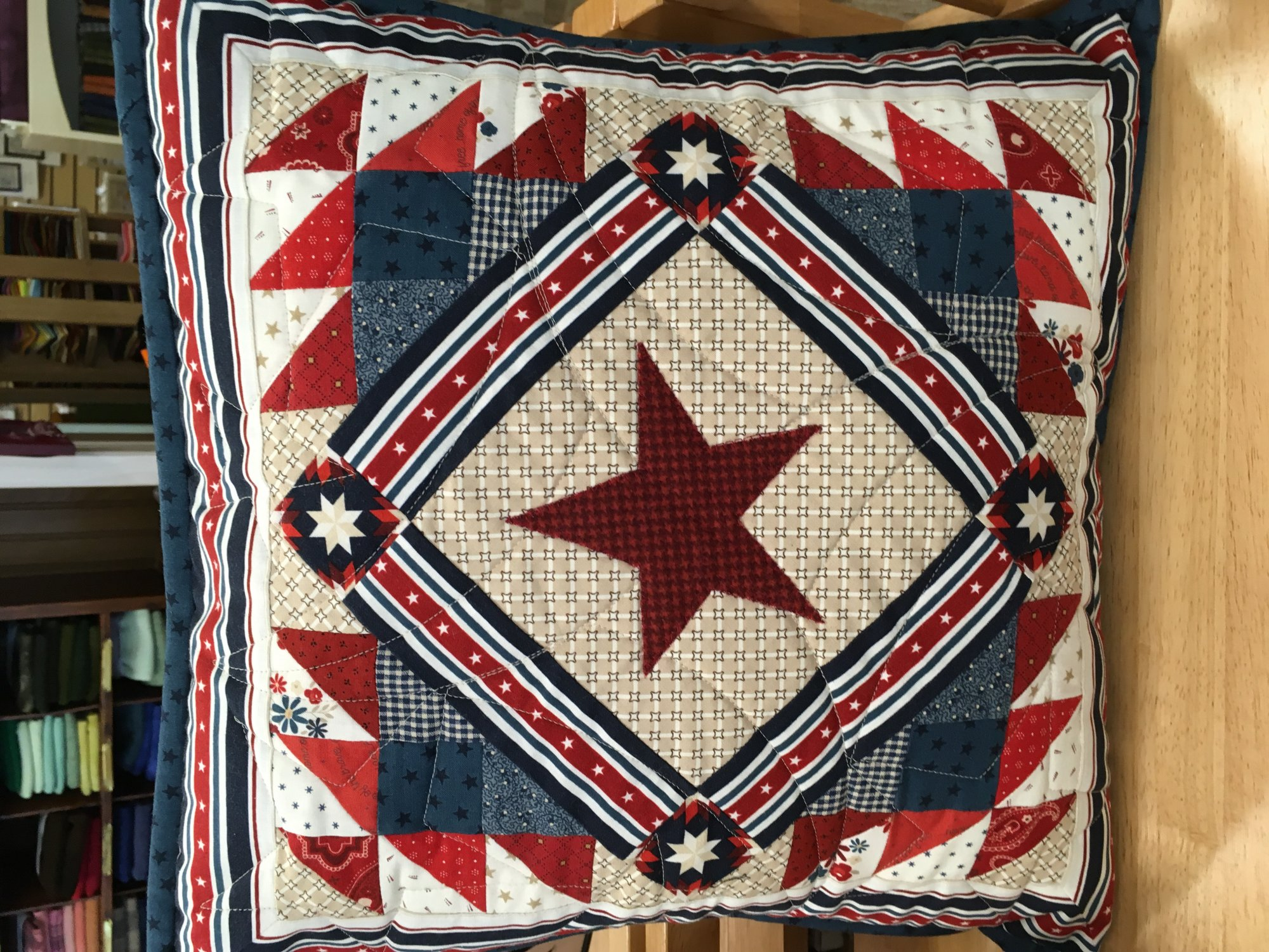 Pillow Club -July Stars Kit