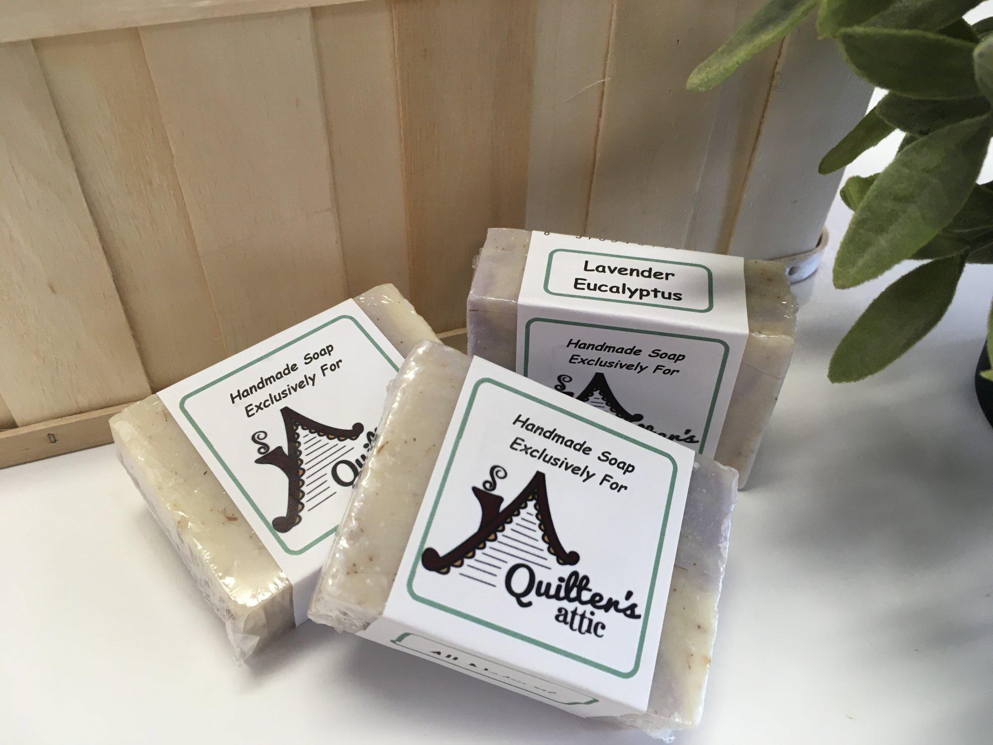 Homemade Soap - Lavender Eucalyptus