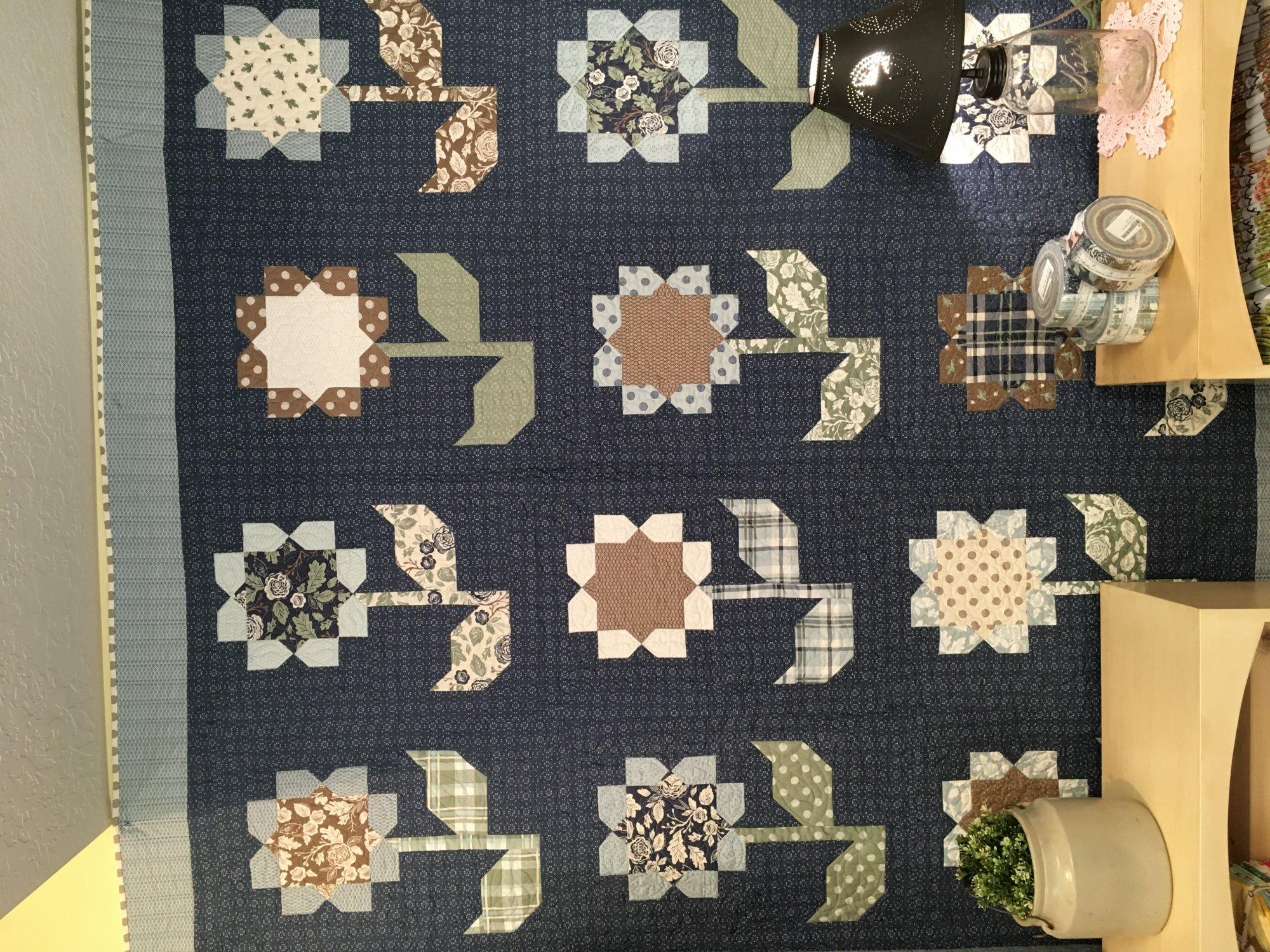 Cottage Blossoms -kit